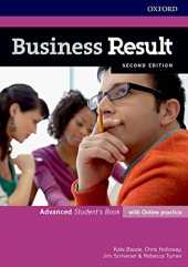 Business Result: Advanced: Student's Book with Online Practi