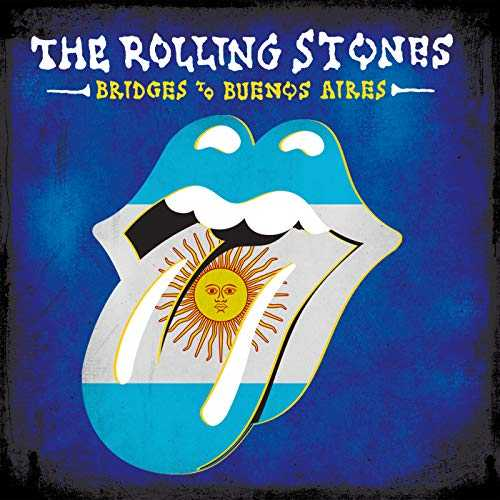 The Rolling Stones-Bridges to Buenos Aires Blu-Ray (SD upscalée)