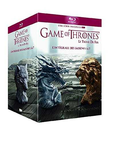 Game of Thrones (Le Trône de Fer) - L'intégrale des saisons 1 à 7 - Blu-ray - HBO [BLURAY] [BLURAY]