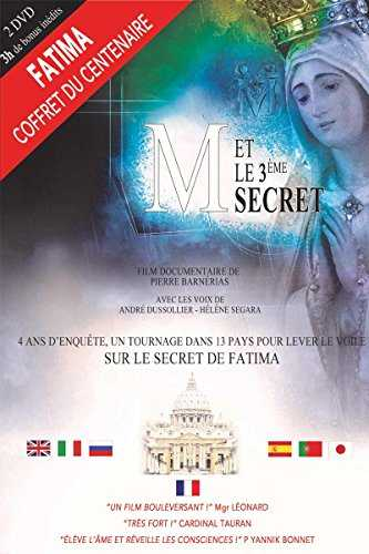 Double DVD M et le 3ème secret - version multilingue + 3h de bonus