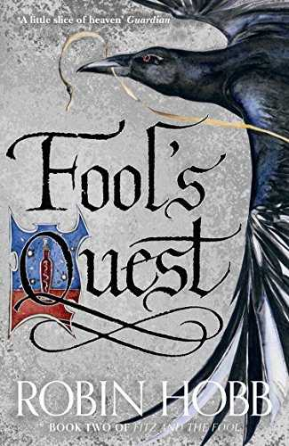 Fool's Quest (Fitz and the Fool, Book 2) (English Edition)