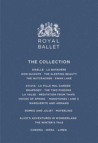 Royal Ballet : The Collection [Blu-Ray]