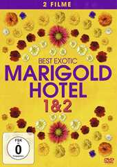 Best Exotic Marigold Hotel 1-2/2 DVD [Import]