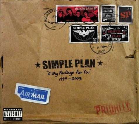 Simple Plan - Big Package for You (Digipak) [EXPLICIT LYRICS] [Import USA Zone 1]
