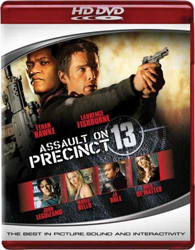 Assault on Precinct 13 [HD DVD] [Import anglais]
