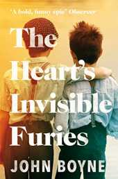 The Heart's Invisible Furies: 'A bold, funny epic.' Observer (English Edition)