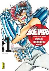 Saint Seiya - Deluxe (les chevaliers du zodiaque) - Tome 1
