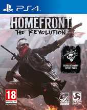 Homefront - The Revolution /PS4