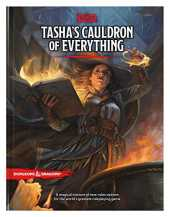 Tasha's Cauldron of Everything (extension des règles Dungeons & Dragons) – Version Anglaise