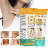 Underarm Whitening Cream, Skin Lightening Cream, Armpit Whitening Cream, Skin Bleaching Cream Effective for Armpit, Knees, Sensitive & Intimate Parts - 60ML …