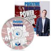 Positive Thinking Hypnosis CD - Live a Happier Life - Become an Optimist and Draw People to You with Your Upbeat Personality