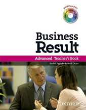 Business result DVD Edition: Advanced: Teacher's Books with Class DVD and Teacher Training DVD
