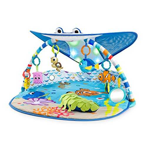 Disney Baby, Tapis d'Eveil Mr. Ray Ocean Lights