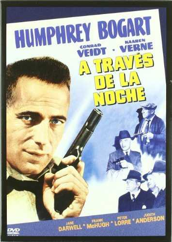 All Through the Night (A Trav?s De La Noche) Spanish Import, plays in English by Humphrey Bogart