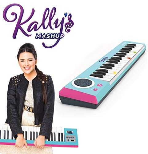 Smoby- KALLY´S Mashup Clavier, Couleur, 7600510203