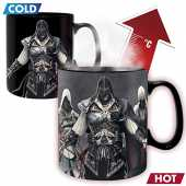 ABYstyle - Assassin's Creed - Mug Heat Change - 460 ML - Groupe