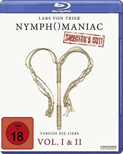 Nymphomaniac Vol.1 & II-Director's Cu (Blu-Ray)
