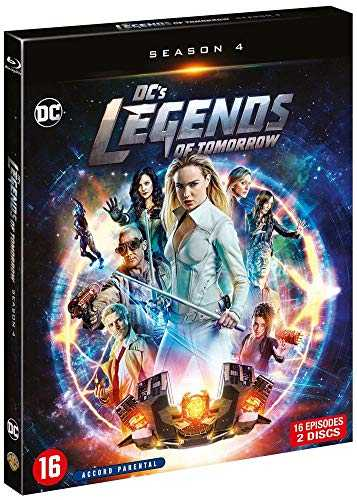 DC´s Legends of Tomorrow-Saison 4 [Blu-Ray]