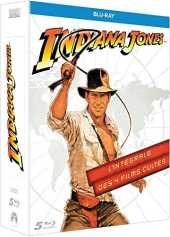 Indiana Jones-L'intégrale [Blu-Ray]