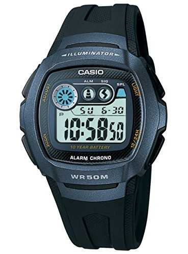 Montre Homme Casio Collection W-210-1BVES