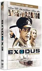 Exodus [Édition Collector Blu-ray   DVD   Livre] [Édition Collector Blu-ray   DVD   Livre]