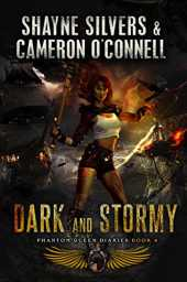 Dark and Stormy: Phantom Queen Book 4 - A Temple Verse Series (The Phantom Queen Diaries) (English Edition)