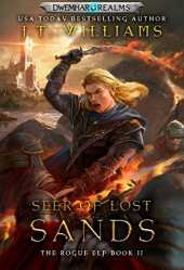 Seer of Lost Sands (The Rogue Elf Book 2) (English Edition)