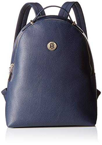 Tommy Hilfiger Th Core Mini Backpack, Cartables femme, Bleu (Tommy Navy)