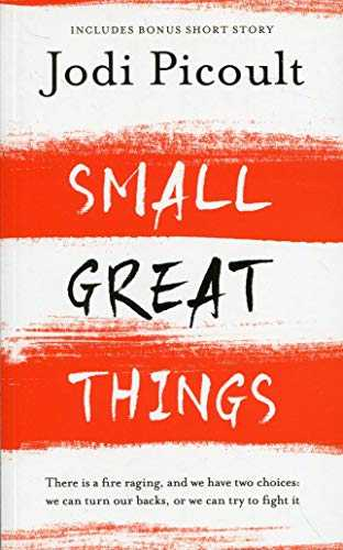 Small Great Things: The bestselling novel you won´t want to miss