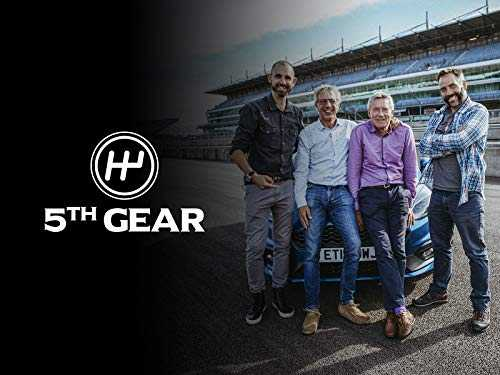 Fifth Gear - Series 27 - Season 1