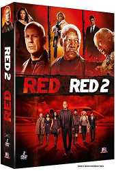 Coffret : RED   RED 2 - Coffret DVD