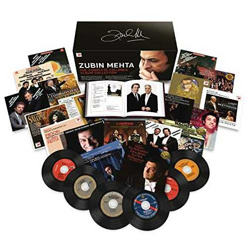 Zubin Mehta-The Complete Columbia Album Collection