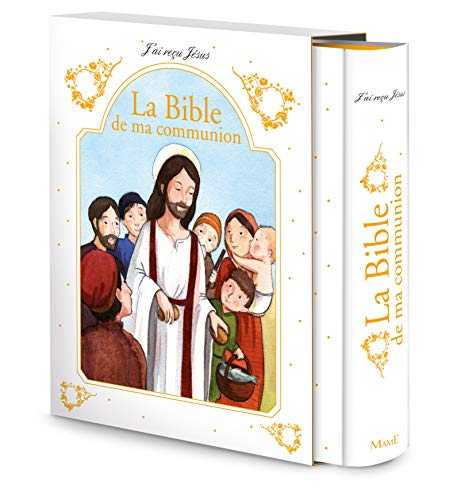 La Bible de ma communion