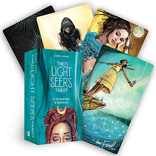 The Light Seer´s Tarot: A 78-Card Deck & Guidebook