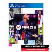 FIFA 21 (PS4) - Version PS5 incluse