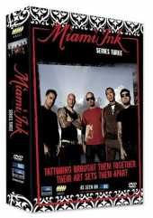 Miami Ink - the Complete Series 3 [Import anglais]