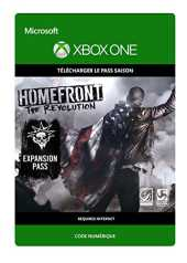 Homefront: The Revolution: Expansion Pass [Extension du Jeu] [Xbox One – Code jeu à télécharger]