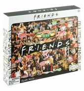 Paladone Products Ltd Friends Collage 1000 Piece Jigsaw Puzzle