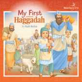 My First Haggadah - ideal for young children, the story of Yetzias Mitzrayim is told over by way of lots of beautiful pictures, and just a bit of explanatory text.