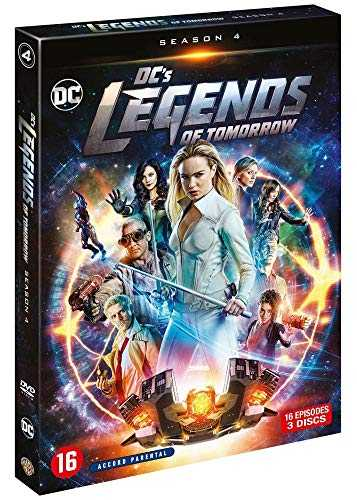 DC´s Legends of Tomorrow-Saison 4 [DVD]
