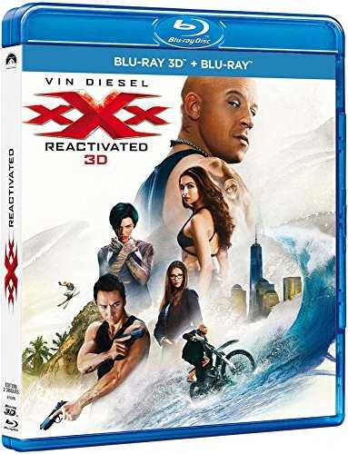 XXX : Reactivated 3D   Blu-Ray 2D