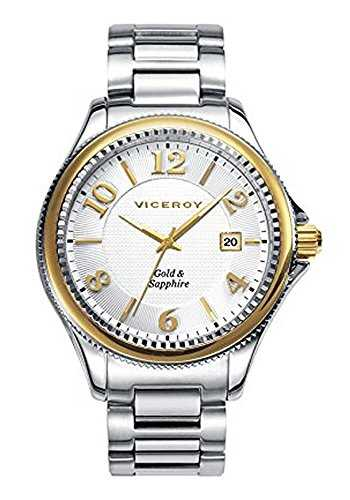 Montre Viceroy 47887 Homme – 99 or 9 K Collection Penélope Cruz