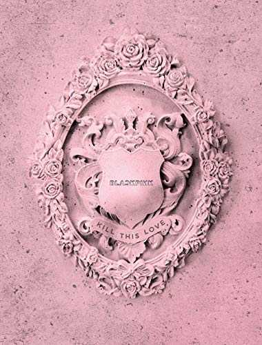 Y&G Blackpink - Kill This Love [Pink ver.] (2nd Mini Album) CD+52p Photobook+Lyrics Book+4Photocards+Polaroid Photocard+Sticker Set+on Pack Poster+Folded Poster+Double Side Extra Photocards Set