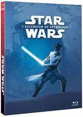 Star Wars 9 : L´Ascension de Skywalker [Édition Limitée Bleu]