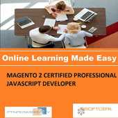 PTNR01A998WXY MAGENTO 2 CERTIFIED PROFESSIONAL JAVASCRIPT DEVELOPER Online Certification Video Learning Made Easy