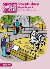 Collins Primary Focus - Vocabulary: Pupil Book 4 by Louis Fidge (2013-03-18)