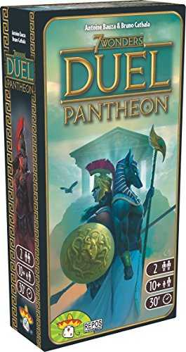 7 Wonders Duel - Ext. Pantheon