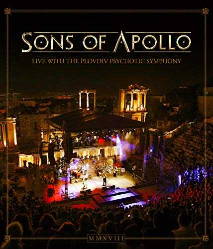 Sons of Apollo-Live with The Plovdiv Psychotic Symphony [Blu-Ray]