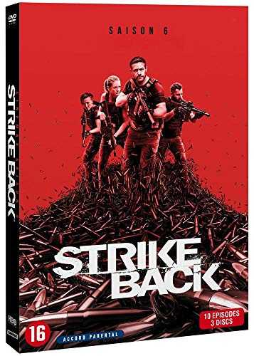 Strike Back : Revolution-Cinemax Saison 6