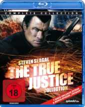 The True Justice Collection-Complete Collection [Blu-ray]